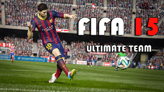 Screenshots of the FIFA 15: Ultimate team for Android tablet, phone.