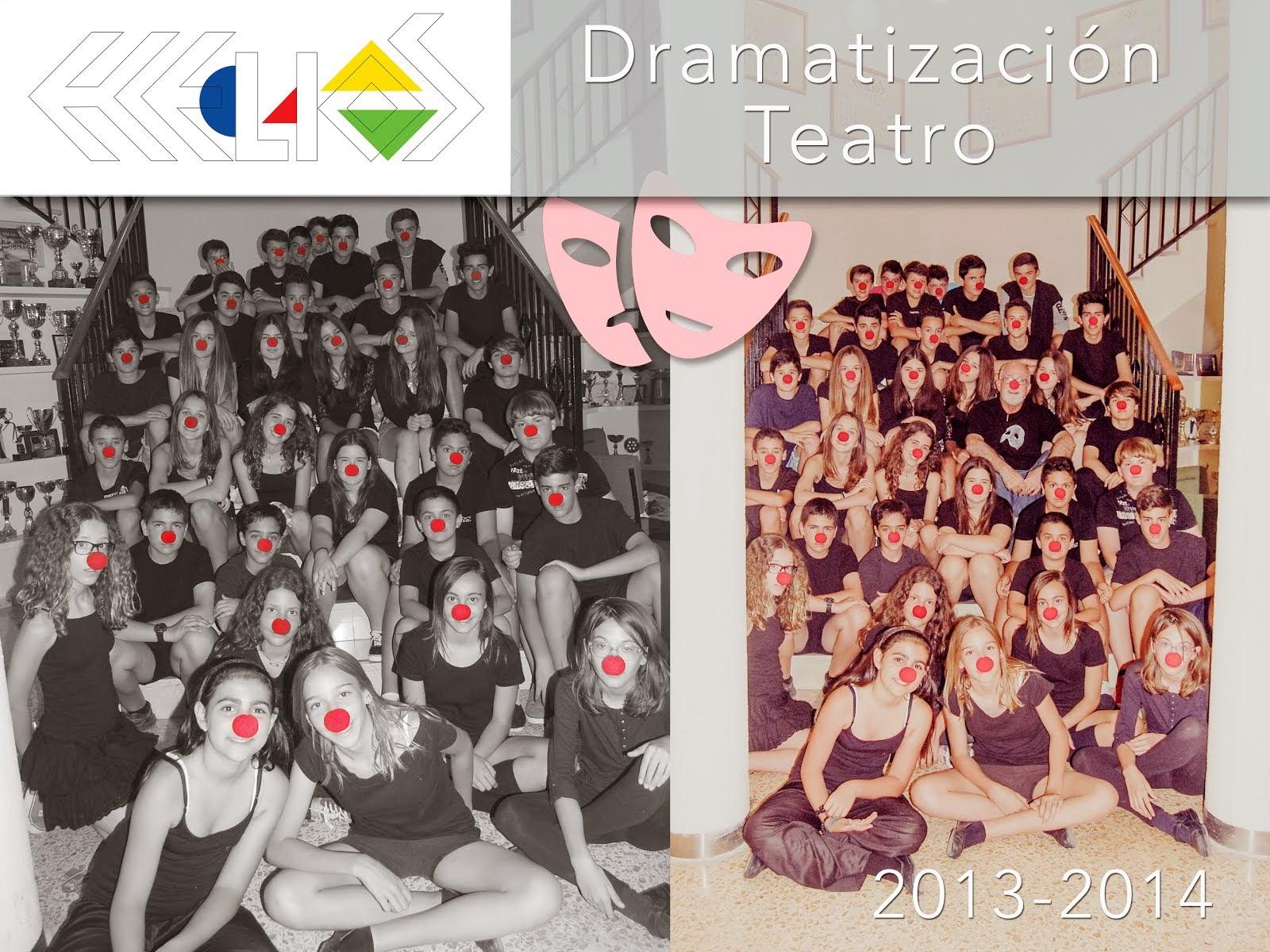 Promociones Optativa Drama-Teatro                                                     Curso 2013-14