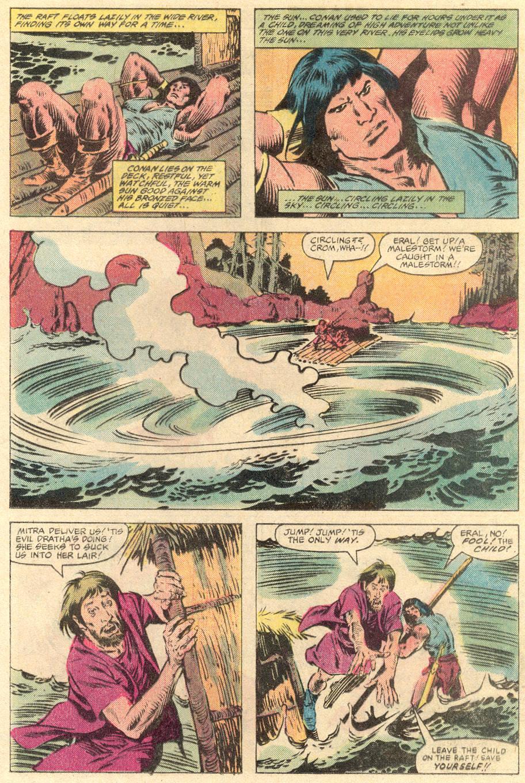 Conan the Barbarian (1970) Issue #136 #148 - English 12