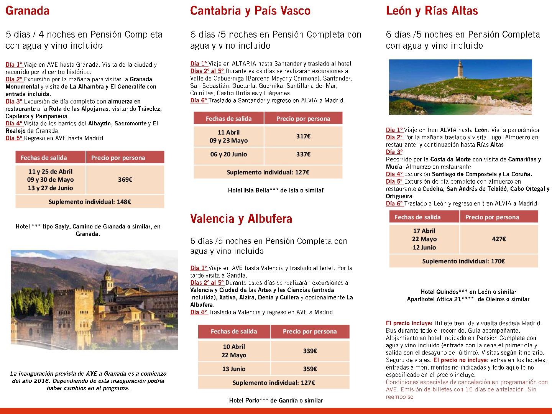 Circuito Galicia Halcon Viajes : Ofertas de halcón viajes comunicados