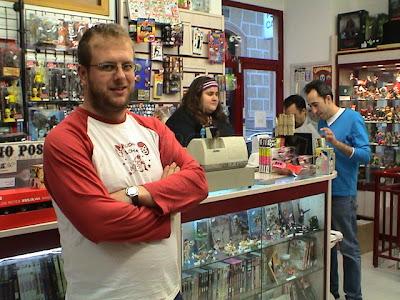 Ricardo Mena en Madrid Comics
