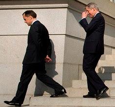 Mark Carney, Christian Noyer, Alex Weber, Ben Bernanke, Mario Draghi, Masaaki Shirakawa.