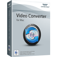 Webshare Video Converter for Mac
