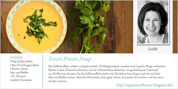 Westwing Herbstküche herbstliche Rezepte Sweet Potato Soup