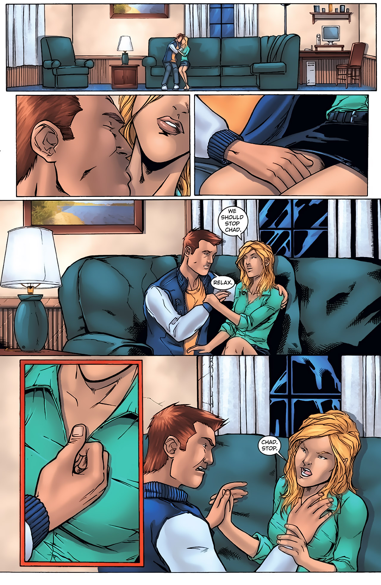 Grimm Fairy Tales (2005) Issue #1 #4 - English 2