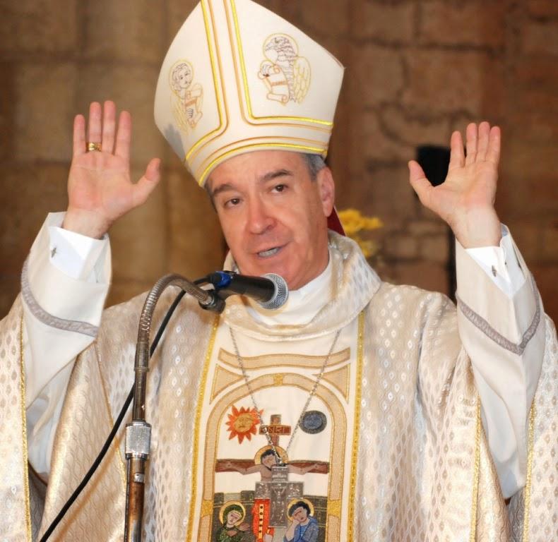 Cardenal denuncia a los que traicionan a la Patria