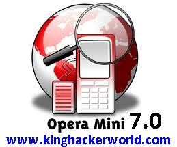 Opera mini mod - Airtel hack proxy