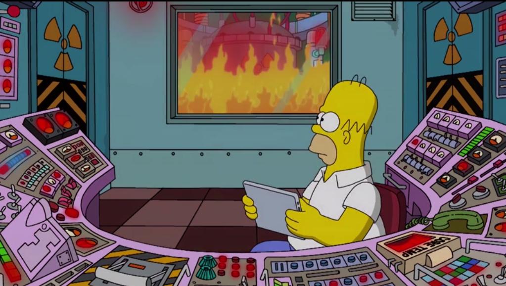 Die Simpsons: Springfield - Android App