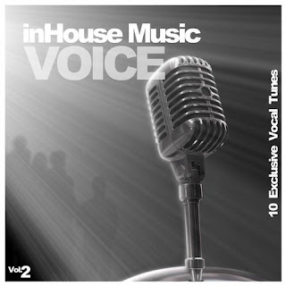 capa Download – InHouse Music Voice   10 Exclusive Vocal Tunes   Vol. 2 – 2013