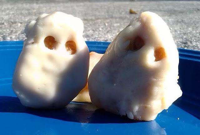 Chicken Nugget Ghosts Recipe