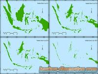 Gambaran Peta Indonesia