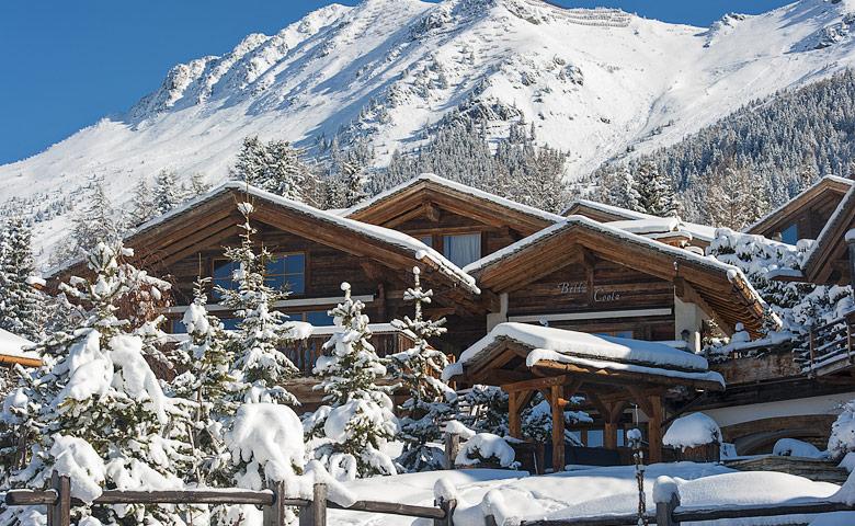 Una casa en los alpes suizos a house in the swiss alps - Casas en los alpes suizos ...