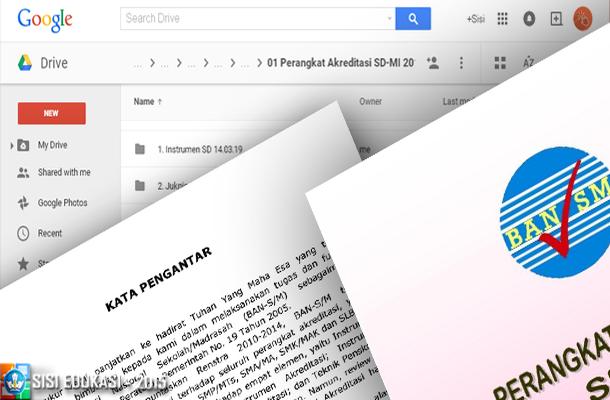Instrumen dan Perangkat Akreditasi Sekolah-Madrasah Tahun 2015