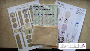 Giveaway from Alexandra - 11 Novembro