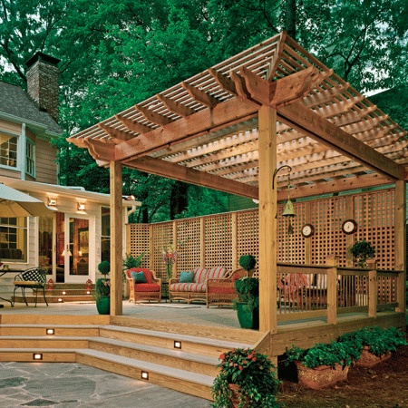 Practical Home And Garden Ideas Dream Deck