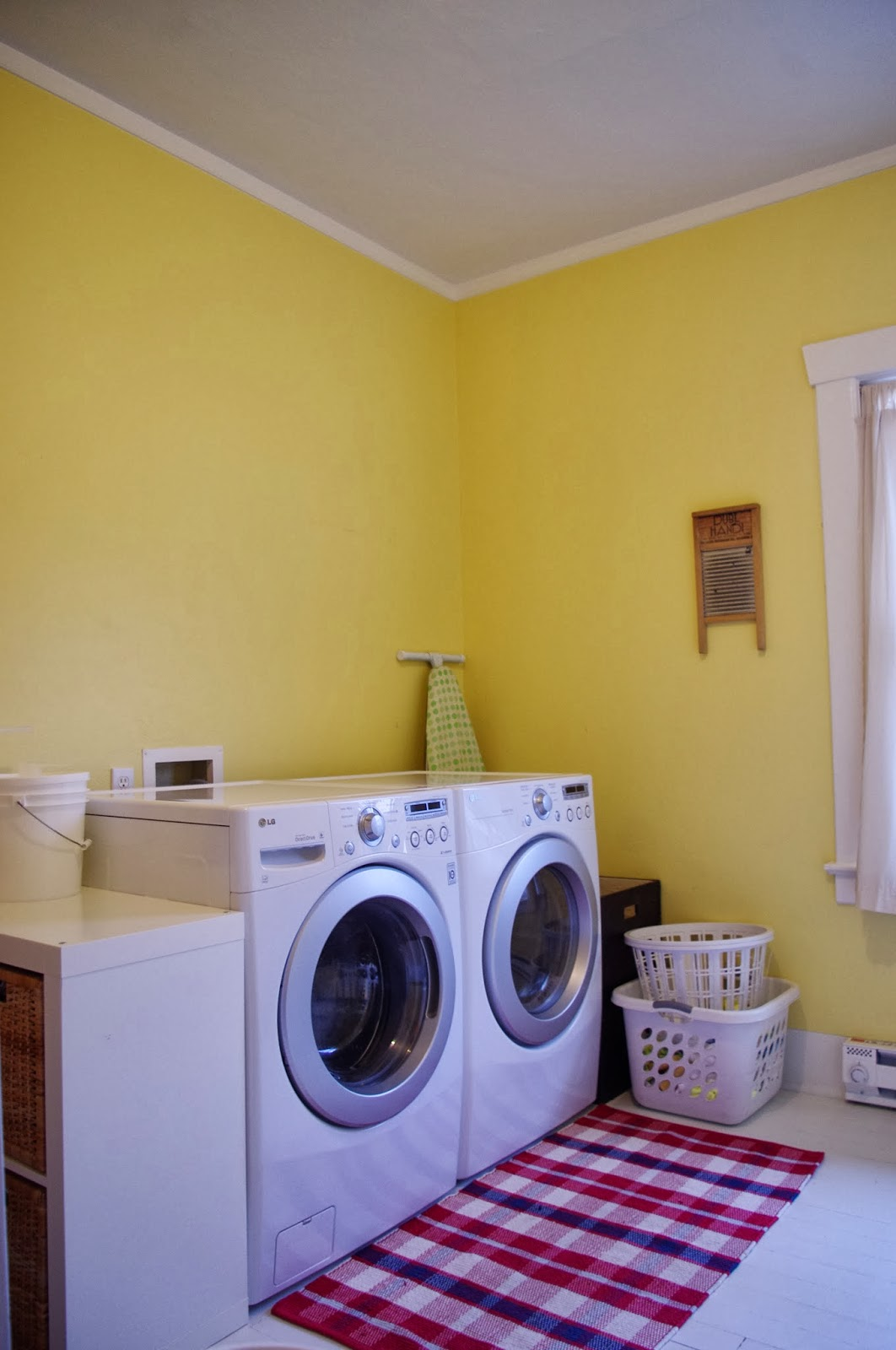Harbor Bungalow: The Laundry Room Remodel Begins! (Some \