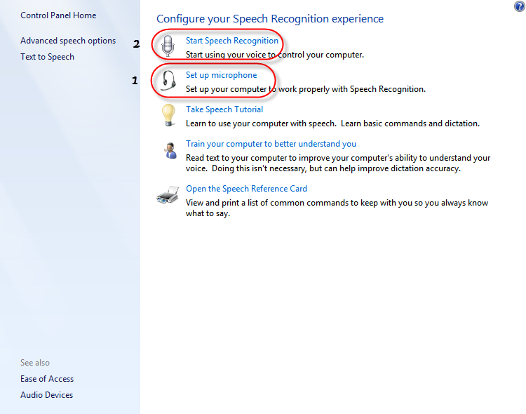 how to turn off speech recognition windows 10
