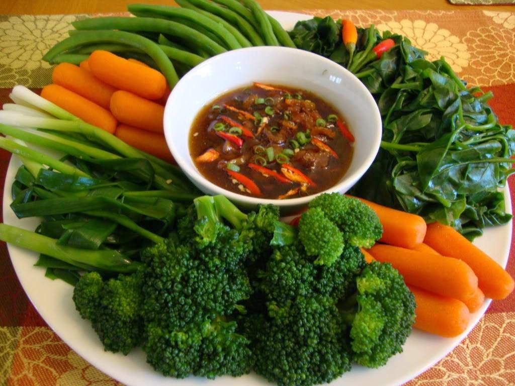 Vegetarian eating in Vietnam