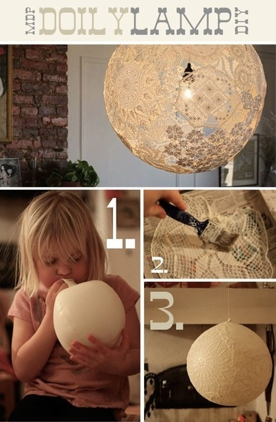 coś z niczego pokój dziecięcy lampa
