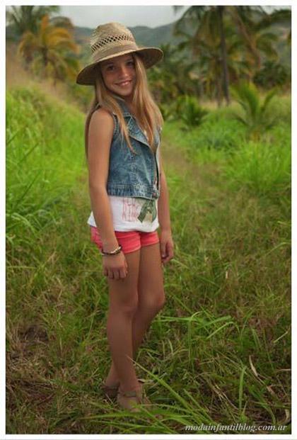 mimo & co primavera verano 2014 ropa nenas