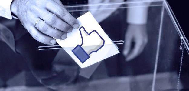Eleições no Brasil gerou 674,4 milhões de interações no Facebook