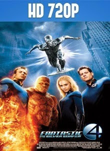 Fantastic Four: Rise of the Silver Surfer 720p Latino 2007