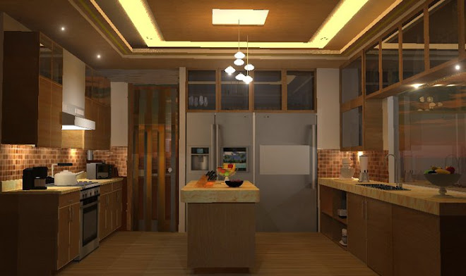 Kitchen ((Interior Designs)