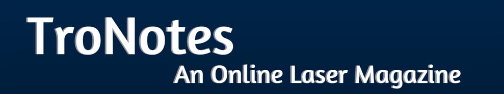 Trotec Laser Online Magazine