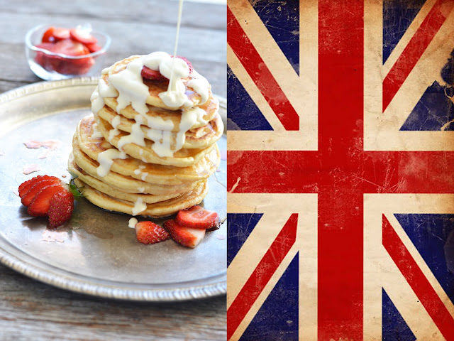 Union Jack & Pancakes by Life is Butterful