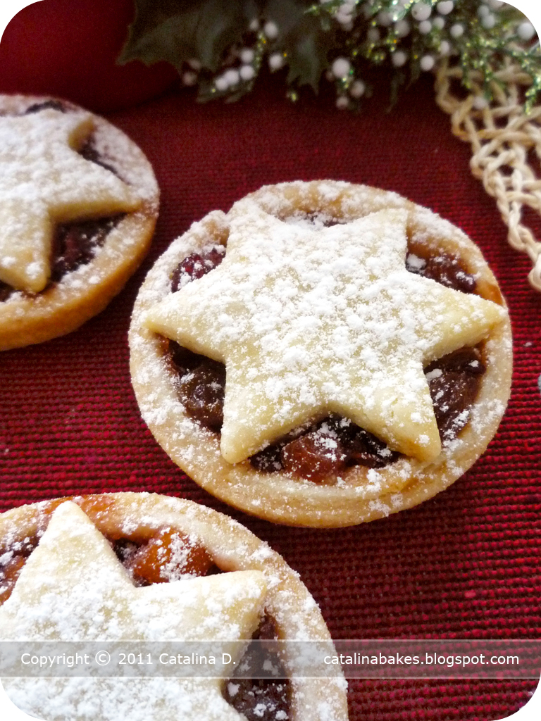 Alternative mince pie recipe