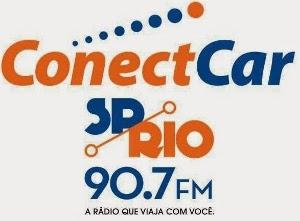 Rádio ConectCar SP/Rio FM de São José dos Campos SP ao vivo