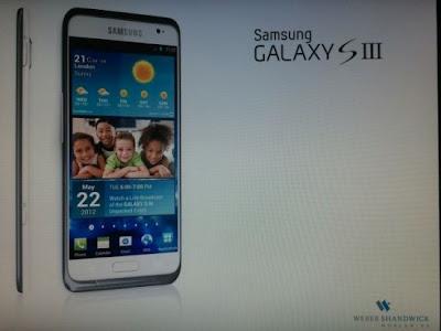 Novo Samsung Galaxy S3