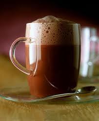 Receta Chocolate Caliente Delicioso