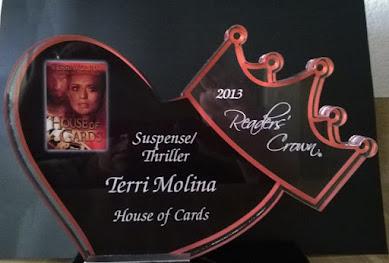 2013 Reader's Crown Award