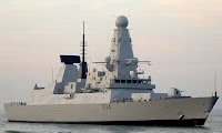 Type 45 Destroyer - Daring Class Destroyer