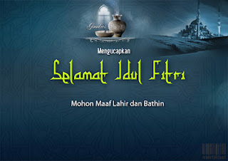 SMS Ucapan Idul Fitri 2012 Lengkap