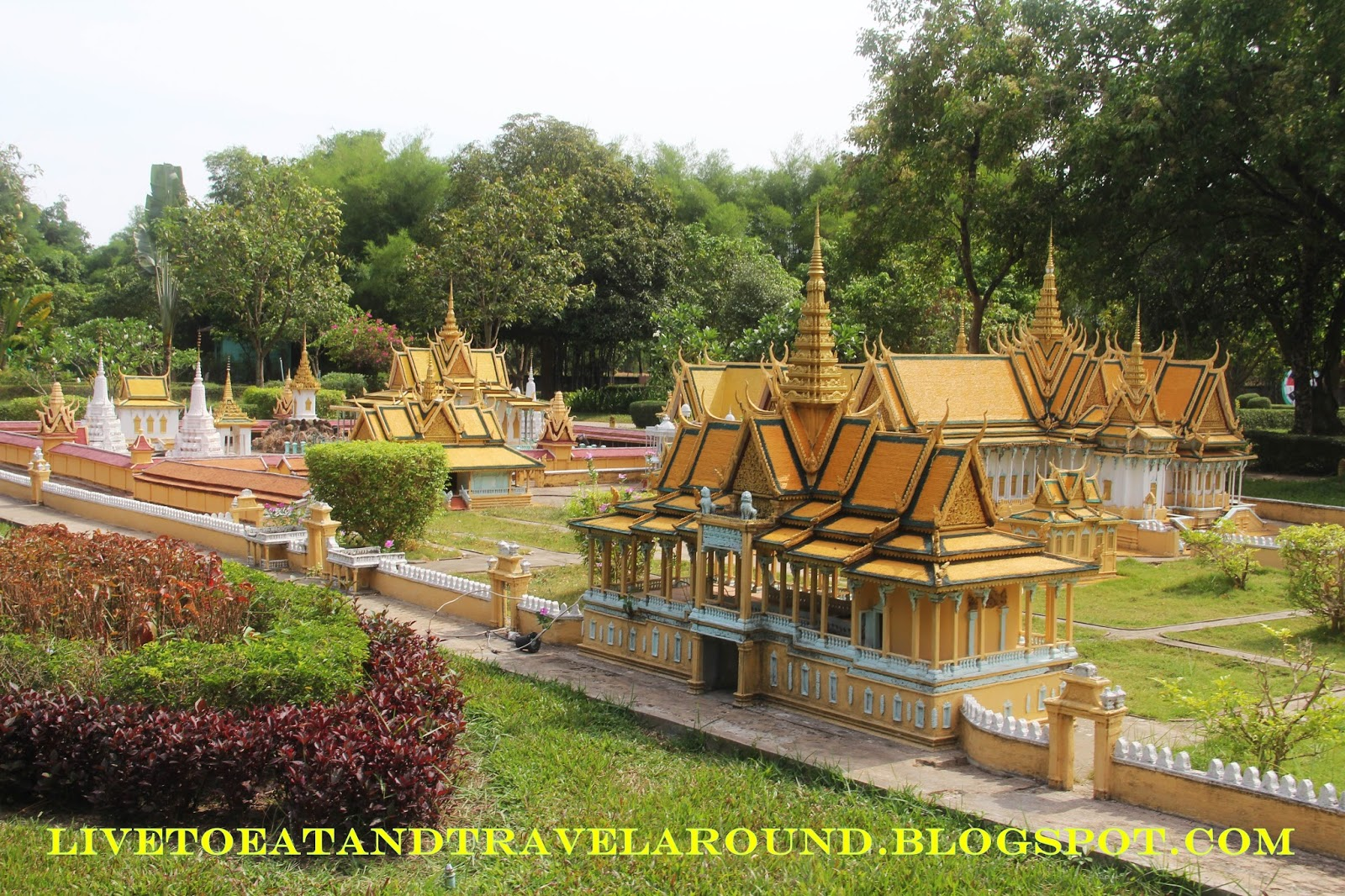 A collection of memories: Cambodia: Short Getaway to Siam Reap Part ...