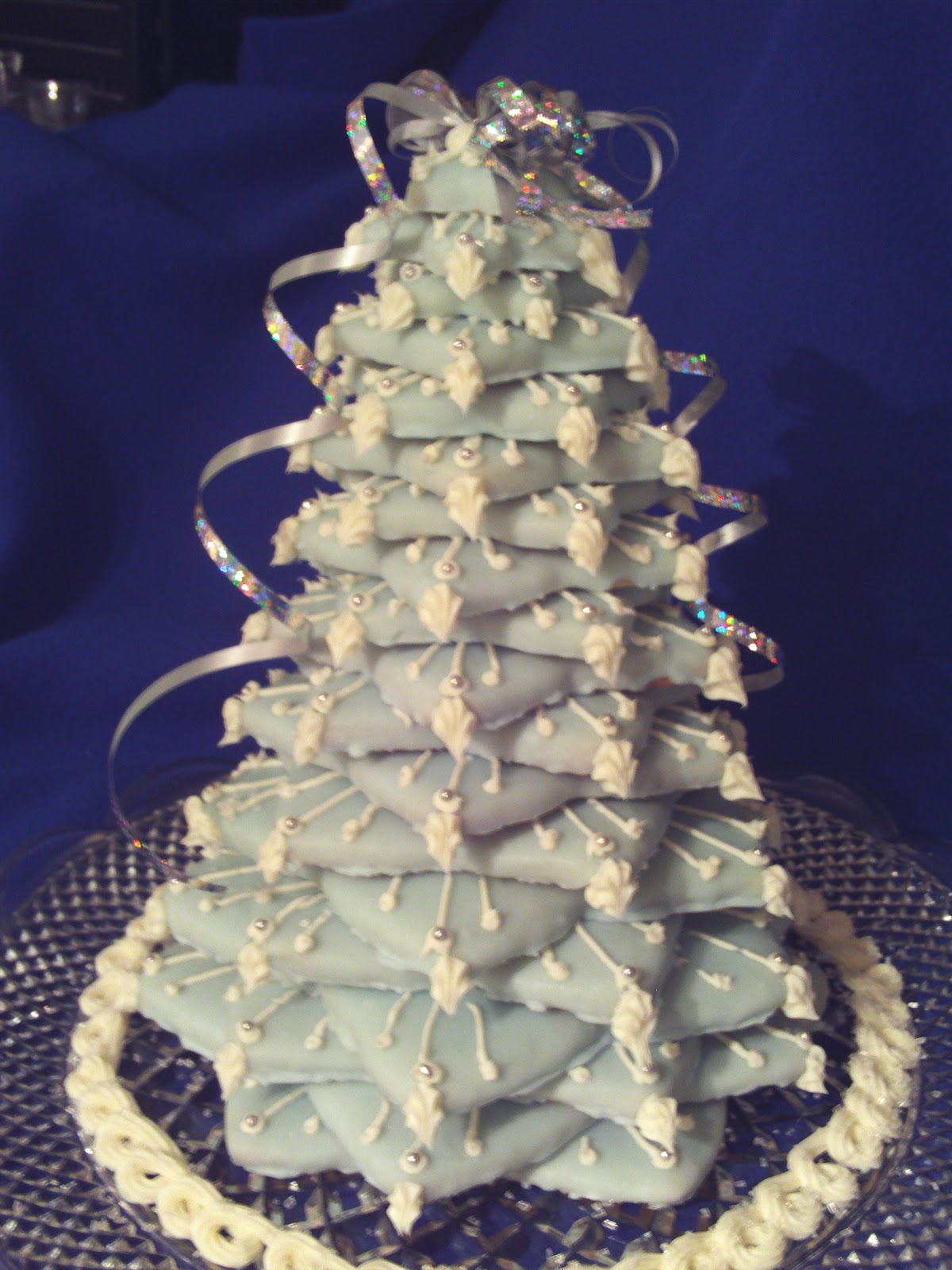 The Creative Cake Maker Cookie Christmas Tree