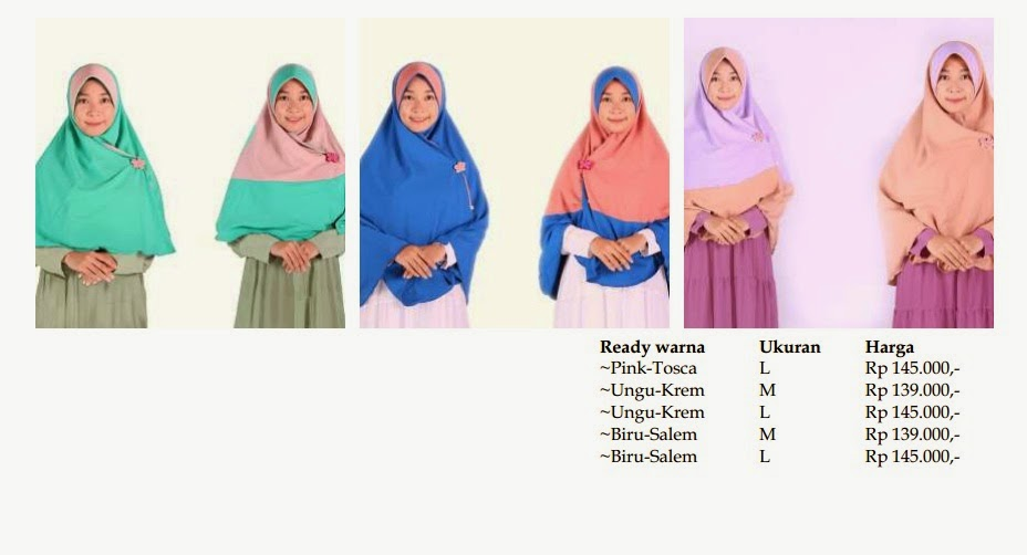 Jual Hijab Alila Candy Pekanbaru