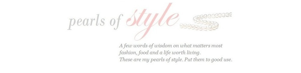 Pearls of Style