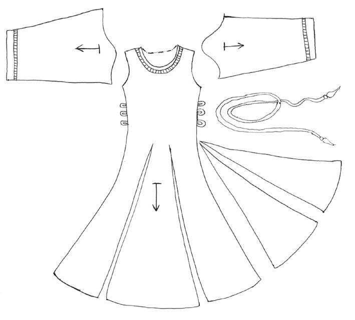 pitkien naisten vaatteet Pietarsaari