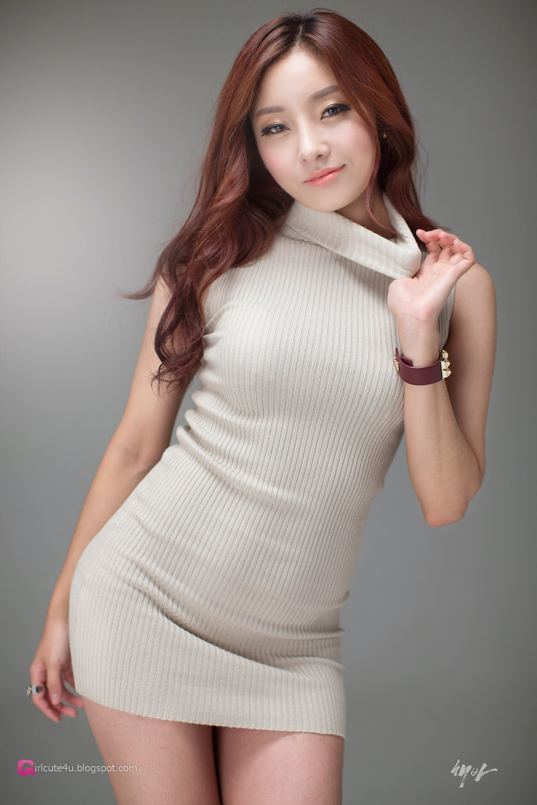 1 Just the usual hot stuff from Lee Hyun Ji - very cute asian girl-girlcute4u.blogspot.com