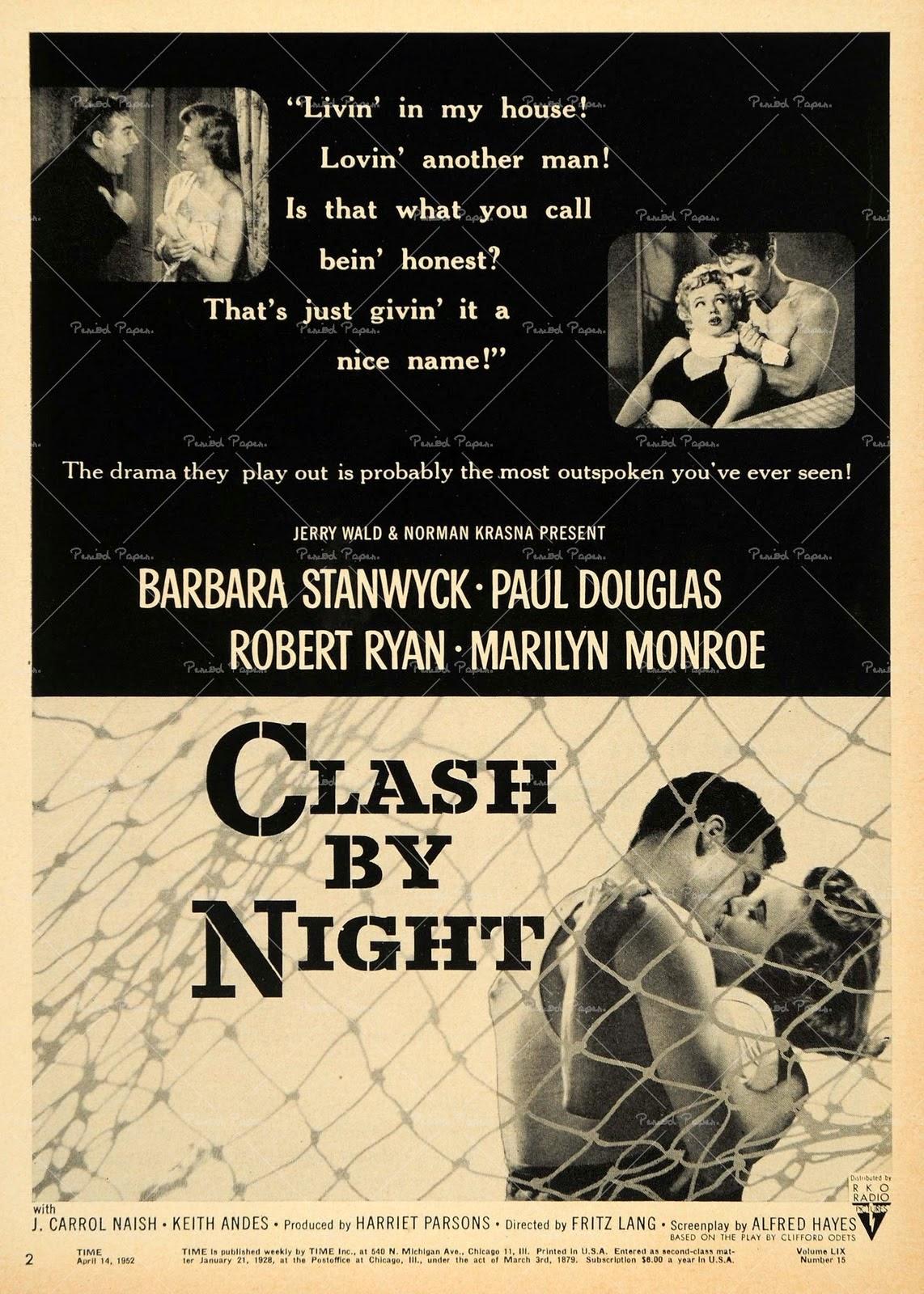 Encuentro en la Noche (1952) Descargar y ver Online Gratis