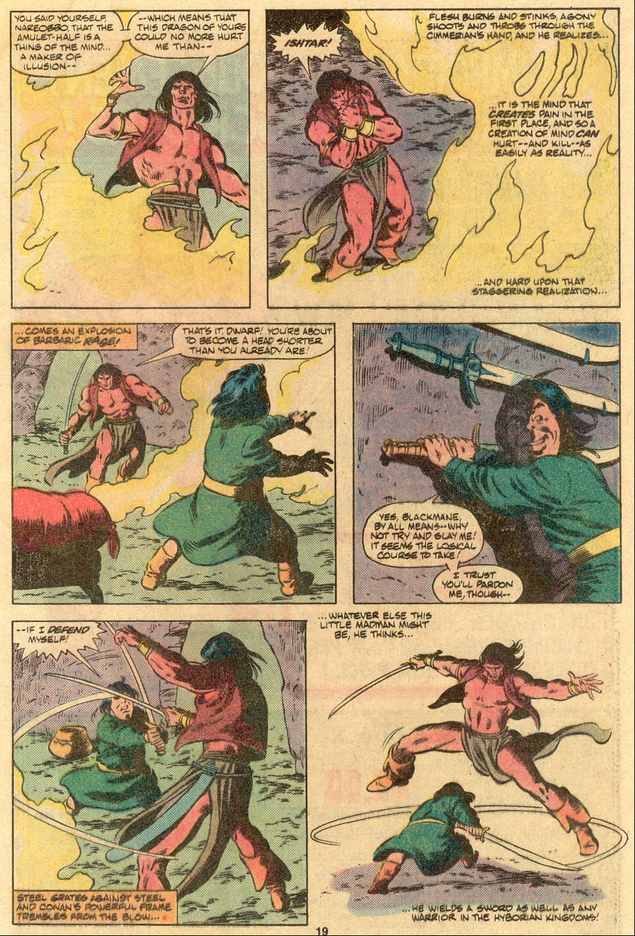 Conan the Barbarian (1970) Issue #122 #134 - English 16