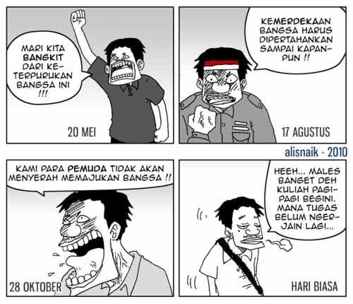 Image Result For Cerita Lucu Sumpah Pemuda
