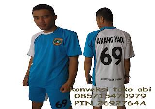 Buat seragam kaos futsal di seluruh jakarta (DKI Jakarta, Jakarta Barat, Jakarta Pusat, Jakarta Selatan, Jakarta Timur, Jakarta Utara)