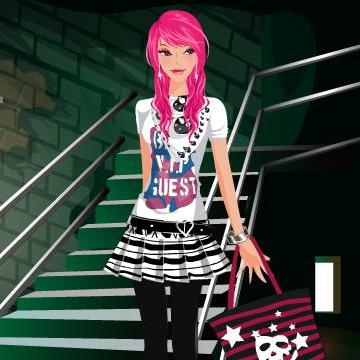 Emo cartoon for girls 2012 emo anime girl wallpaper emo anime girl wallpaper voltagebd Gallery