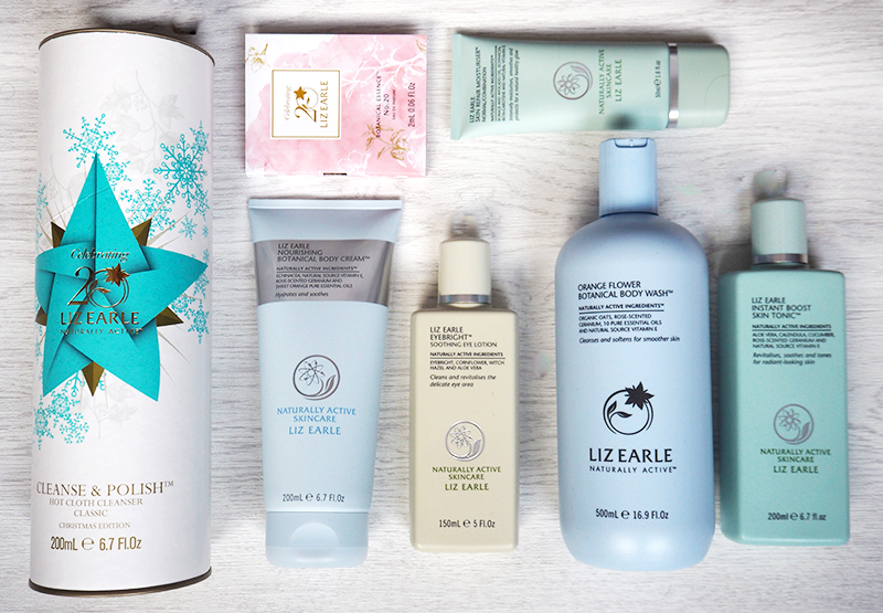 Liz Earle QVC TSV October 2015