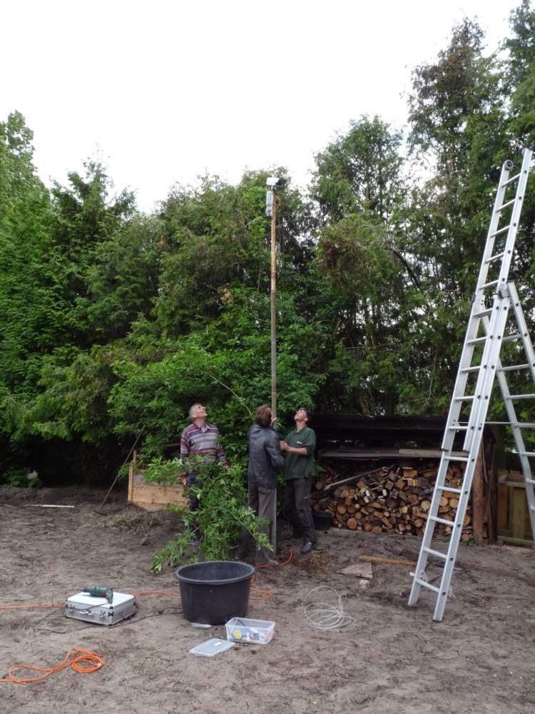 Ons nieuwe eco huis time lapse film - Scherm huis ...