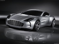 Aston Martin One-77 Wallpapers